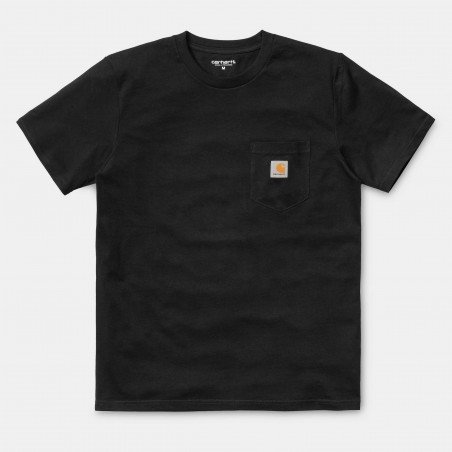 S/S Pocket T-Shirt Black