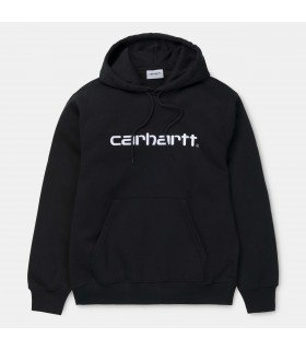 Hooded Carhartt Sweat Black...