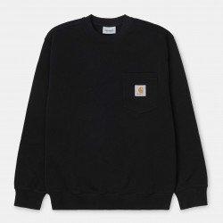 Pocket Sweat Black