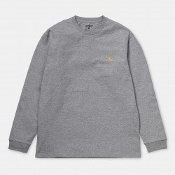 L/S Chase T-Shirt Grey...