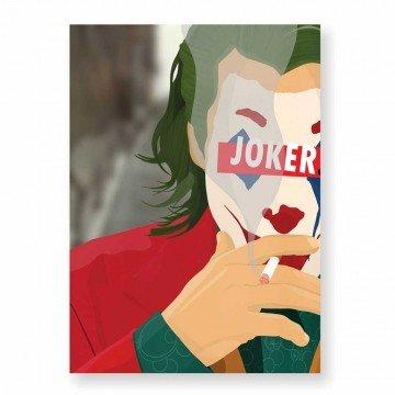 HUGOLOPPI Affiche Joker