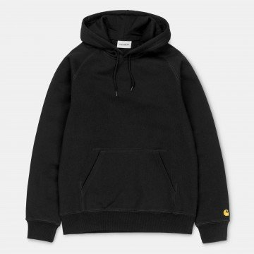 Hooded Chase Sweat Black /...