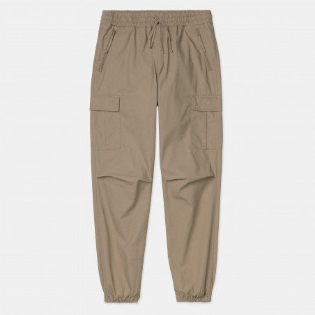 Cargo Jogger Leather Rinsed