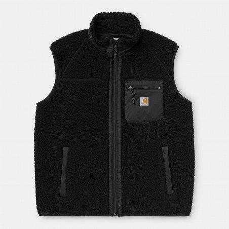 Prentis Vest Liner Black / Black