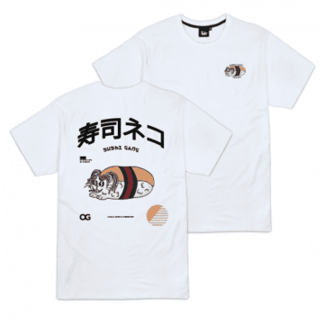 Tealer Tshirt Sushi Gang
