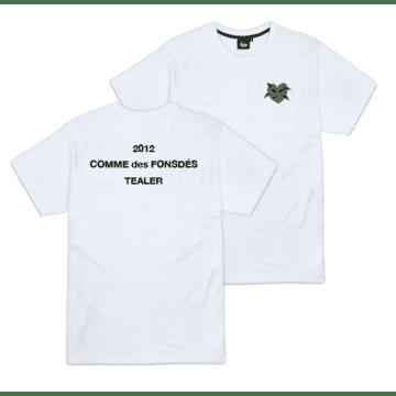 Tealer Tshirt Comme Des...