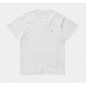S/S Chase T-Shirt Ash...