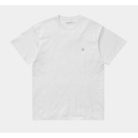 S/S Chase T-Shirt Ash Heather/Gold