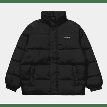 Danville Jacket Black / White