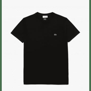 Lacoste - T-Shirt Noir