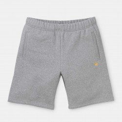 Chase Sweat Short Grey Heather