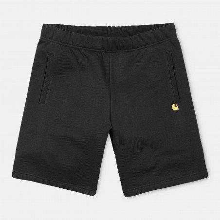 Carhartt Chase Sweat Short Black