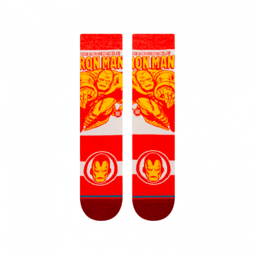 Stance - Iron Man Marquee