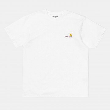 S/S American Script T-shirt...