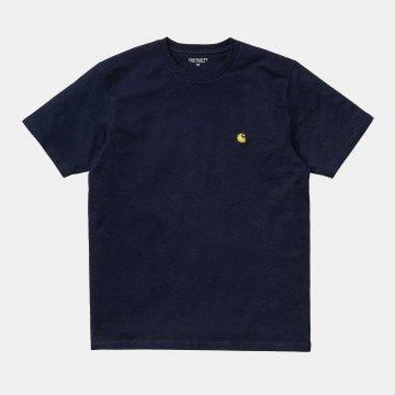 S/S Chase T-Shirt Dark Navy...