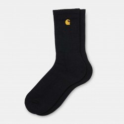 Chase Socks Black / Gold