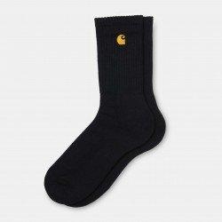 Chase Socks Black / Gold