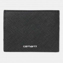 Coated Card Holder Black /...
