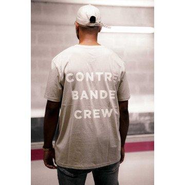 CONTREBANDE - T-Shirt Crew...