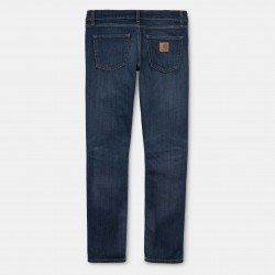 Rebel Pant Blue (Dark Worn...